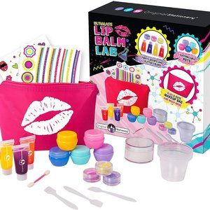 Other - Make Your Own Lip Balm Lab, Makeup Kit for Girls